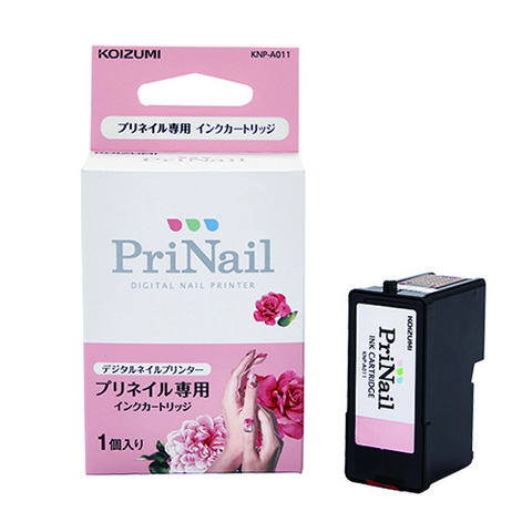 PriNail プリネイル 専用 インクカートリッジ KNP-A011